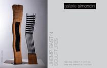Galerie Simoncini - Jhemp Bastin sculptures