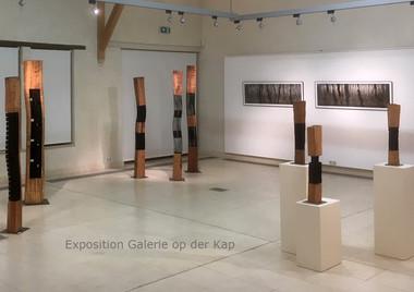 Expo Galerie op der Kap: 24 nov - 10 déc 2017