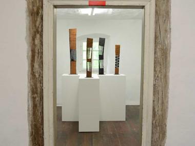Fotos der Ausstellung in Zendscheid