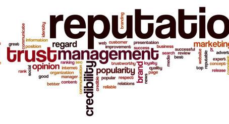 Imagem, identidade e reputação