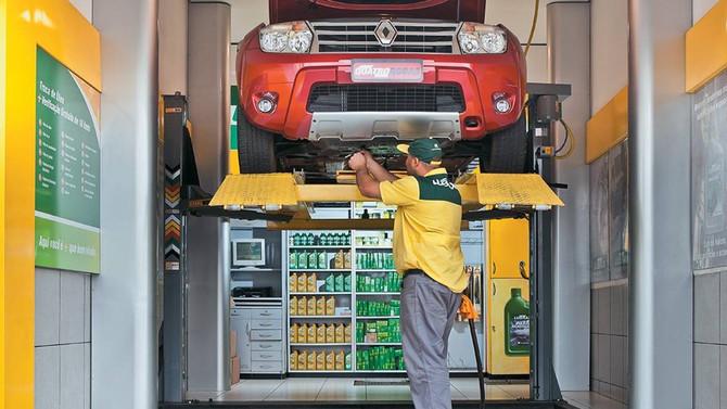 Porque trocar o óleo da sua máquina