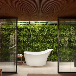 Creating Your Own Bath Sanctuary
