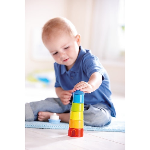 Stapelspiel Leuchtturm Stacking Toy