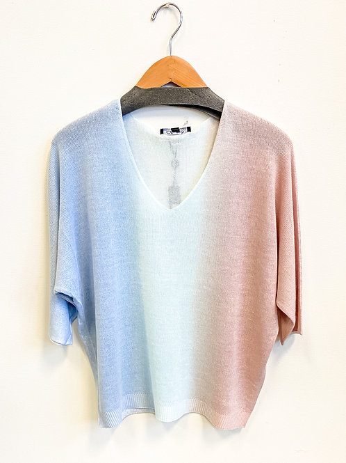 Spring Ambre 3/4 Sleeve Sweater