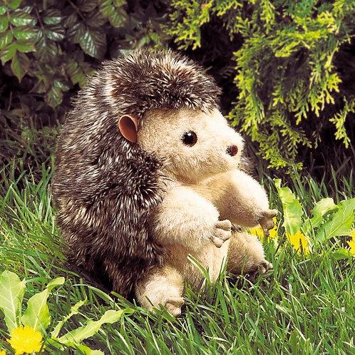 Folkmanis - Hedgehog Puppet
