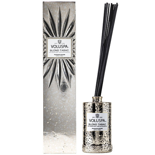 Voluspa Candle - Blond Tabac Reed Diffuser