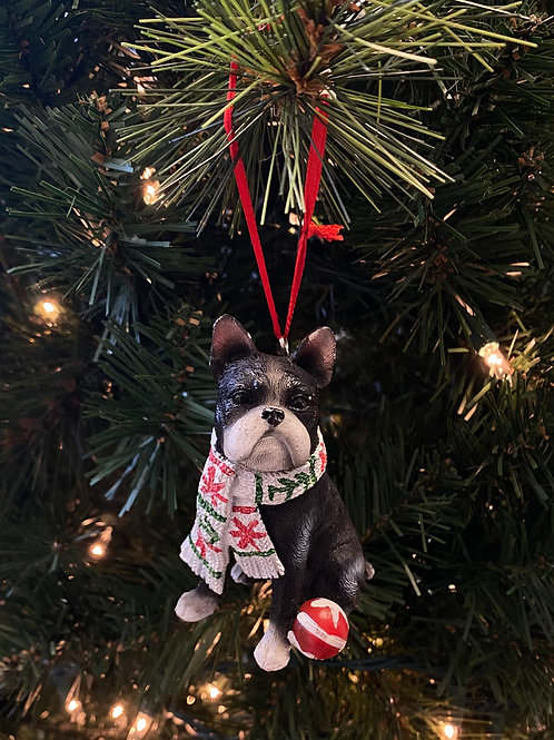Dog Breed Christmas Ornament