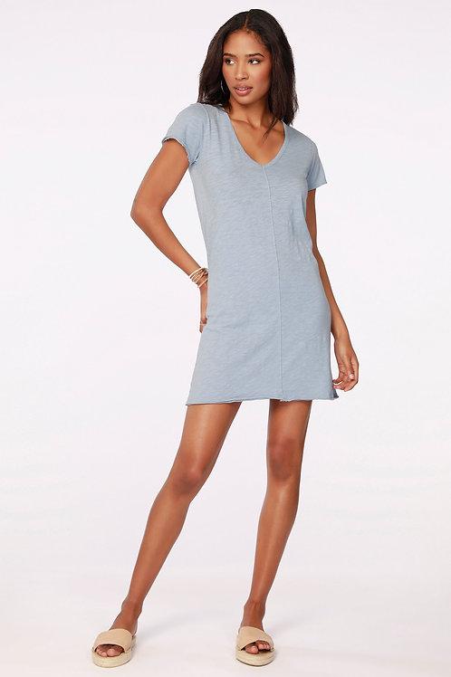 Bobi - Center Seam T-Shirt Dress