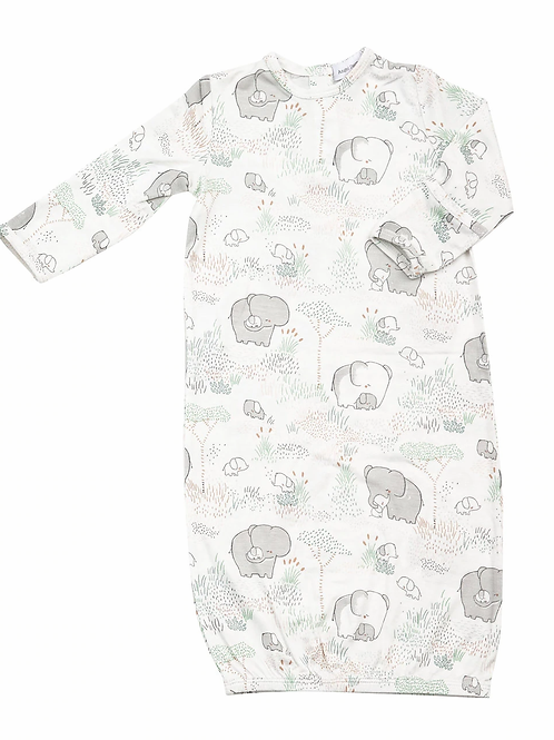 Angel Dear - Grey Elephant Family Gown