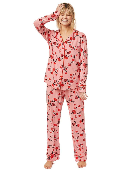 Daphne Pima Knit Pajama
