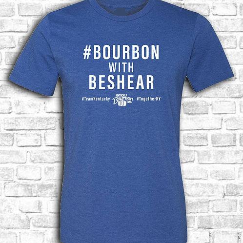 KBT Bourbon with Beshear Tee