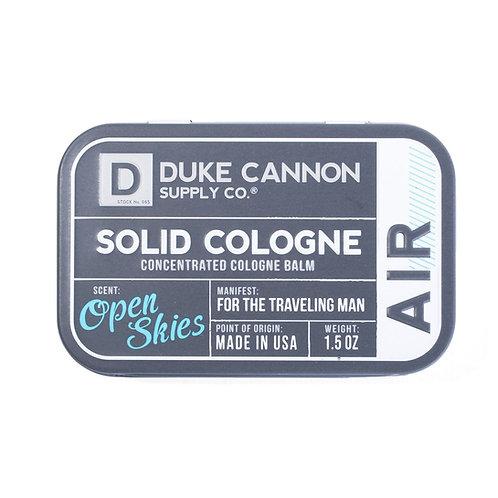 "Duke Cannon - ""Air"" Solid Cologne"