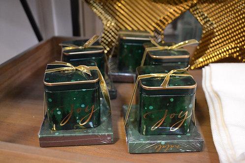 Pré de Provence - Christmas Candle and Match Box Gift