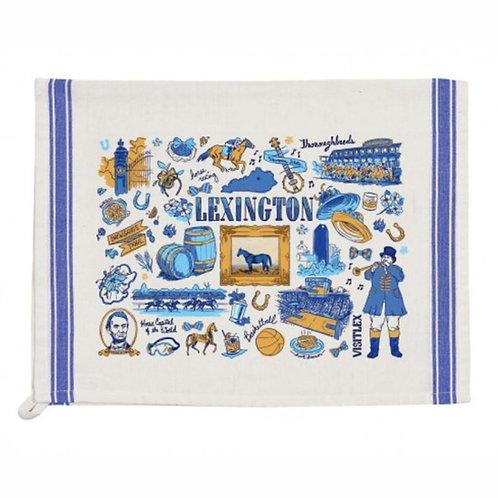 Doodle Bar Towel