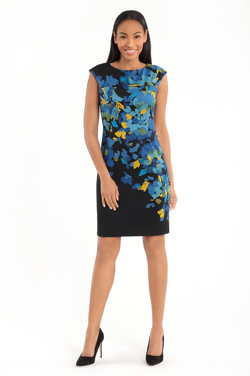 Maggy London - Floral Sheath Dress