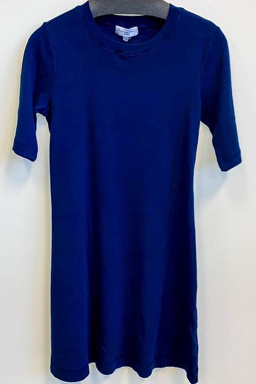 Michael Stars - Milo Elbow Sleeve Dress