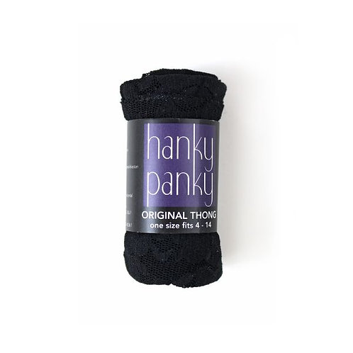 Hanky Panky Original Thong