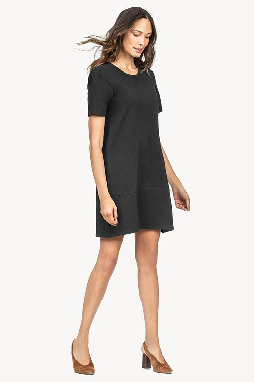 Lilla P - Short Sleeve A-Line Dress