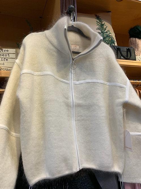 Ivory Columbo Jacket