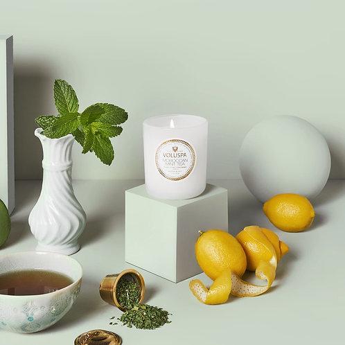 Voluspa Candle - Moroccan Mint Tea Classic Candle