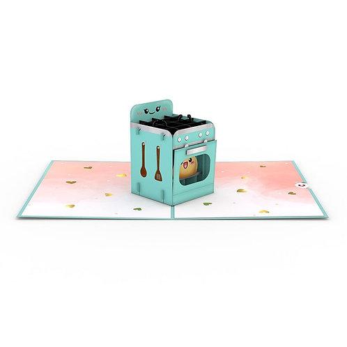 Love Pop - Bun in the Oven Card