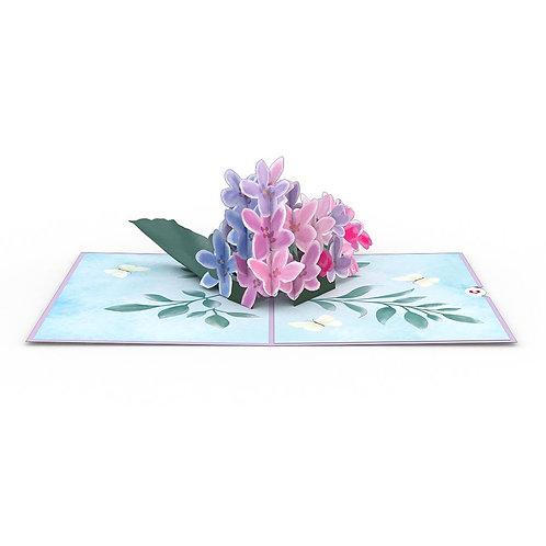 Love Pop - Mother's Lilacs Card