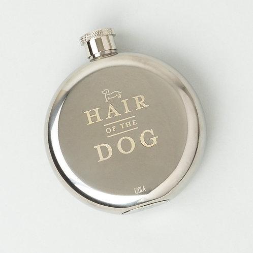Hip Flask - Hair of the Dog, 3oz