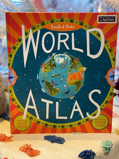 World Atlas Childrens Book
