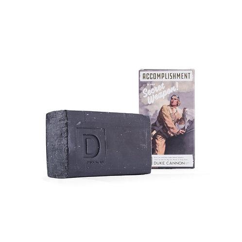 Duke Cannon - Limited Edition WWII-Era Big Ass Brick Soap - Accomplishment