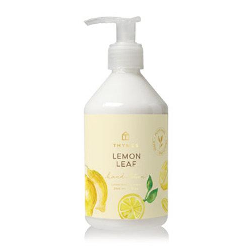 Thymes - Lemon Leaf Hand Lotion