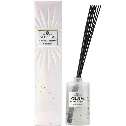 Voluspa Candle - Bourbon Vanille Reed Diffuser
