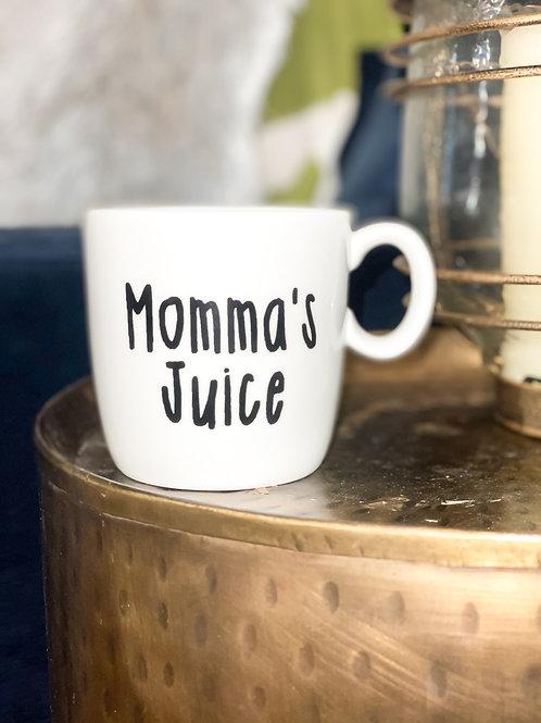 Momma's Juice Mug
