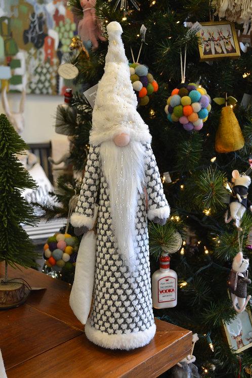 Tall Santa Gnome