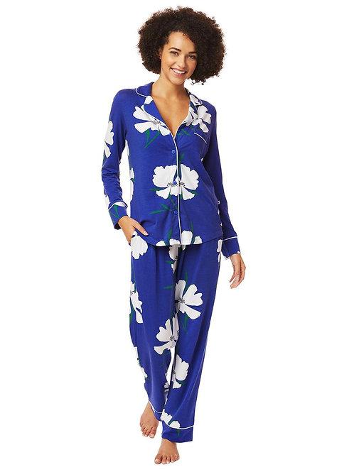 Icelandic Poppy Pima Knit Pajama