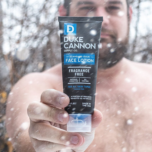 Duke Cannon - Standard Issue Face Lotion