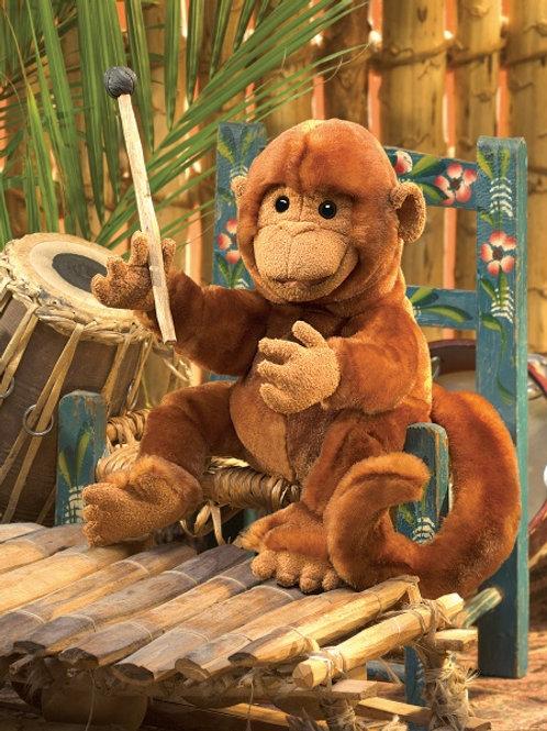 Folkmanis Puppets - Classic Monkey