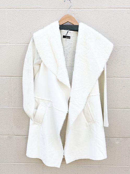Renuar - Ivory Long Sweater