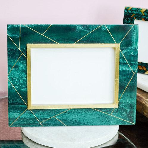 Green Envy 5 x 7 Frame