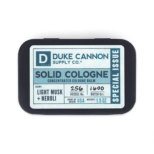 Duke Cannon - Light Musk + Neroli Solid Cologne