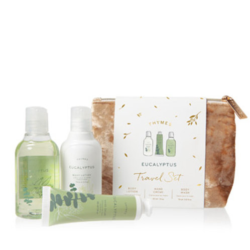 Neroli Sol Travel Set with Beauty Bag