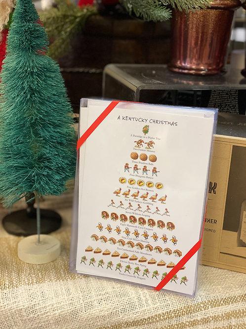 A Kentucky Christmas Holiday Cards