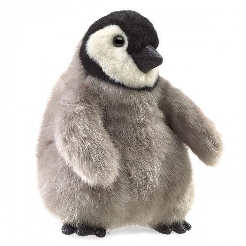 Folkmanis - Baby Emperor Penguin Puppet