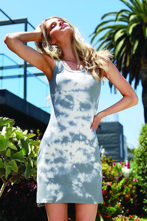 Bobi - Tie Dye Tank Dress