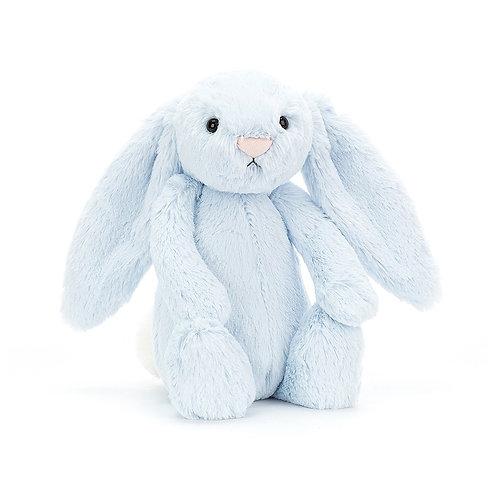 Jelly Cat - Medium Bashfull Blue Bunny
