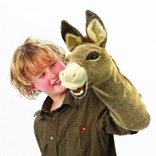 Folkmanis - Donkey Stage Puppet