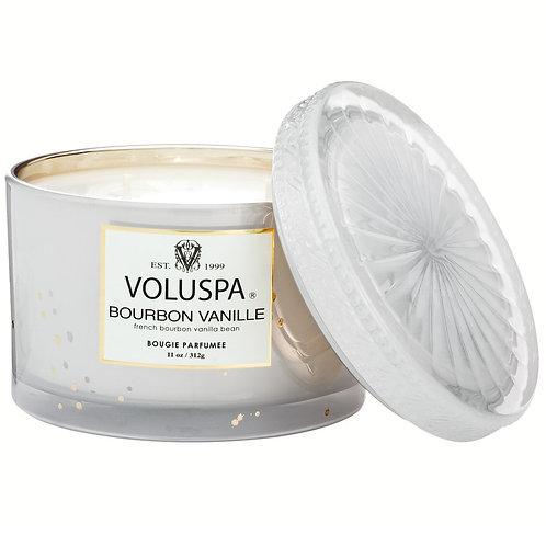 Voluspa Candle - Bourbon Vanille Corta Maison Candle