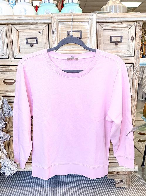 Lilla P - 3/4 Sleeve Sweatshirt