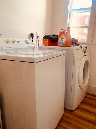 InUnit Laundry