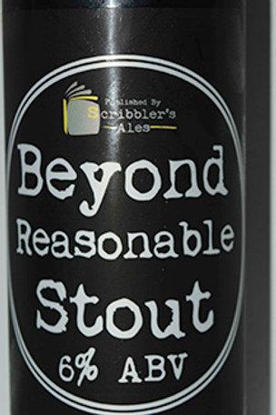 Beyond Reasonable Stout 440ml