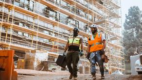 Ultrapassando a fronteira da produtividade na construção: como obter uma vantagem competitiva com RA